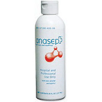 Anasept Antimicrobial Wound Cleanser 8 oz. Bottle