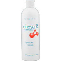 Anasept Antimicrobial Wound Cleanser 15 oz. Bottle
