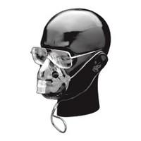 Adult Elongated Aerosol Mask w/o Tube, Over Ear