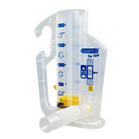 Coach 2 Incentive Spirometer with OneWay Valve 4000 mL
