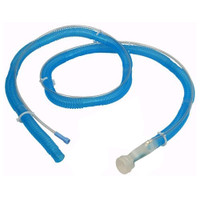 61/2'' Flex Tube, 15 mm I.D. One End; 22 mm I.D. Other End