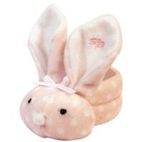 BooBunnie Comfort Toy, Dot Pink