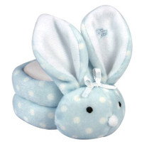 BooBunnie Comfort Toy, Dot Blue
