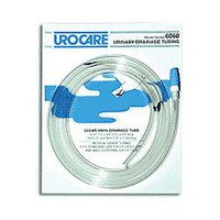 """ClearVinyl Extension Tubing with Adaptor and Cap 9/32"""" I.D. x 60"""""""
