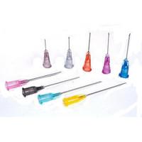 "Gripper PortACath Needle 22G X 3/4"", 8"""