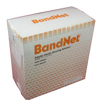 """BandNet Tubular Elastic Retainer, Size 8, 321/2"""" x 50 yds. Stretched (For Adult Head, Chest, Abdomen and Axilla)"""