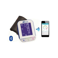 Blood Pressure Monitor with Bluetooth Capabilities