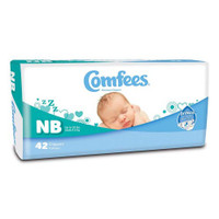 Comfees Baby Diapers - Newborn  48CMFN-Pack(age)