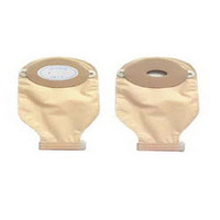 "1-Piece Post-Op Adult Drainable Pouch Cut-to-Fit Convex 1-3/16"" x 2-1/4"" Oval  79407254C-Box"
