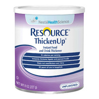 Resource Thickenup Instant Unflavored Food Thickener 8 oz. Can  85225100-Case