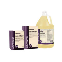 AmeriWash Antimicrobial Lotion Soap with Triclosan, 1 Gallon  ADM210-Case