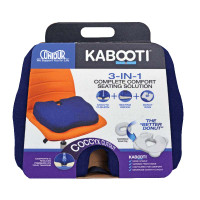 """Kabooti Comfort Ring with Blue Cover, 17-1/2 x 13-1/2"""" x 3-1/4""""  CTP30750B1952-Case"""""""