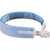 Dale 240 Blue Trach Tube Holder, One Size  DA240-Each