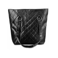 Breast Pump Tote Bag, Black  JHMM60150B-Each