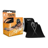 """KT Tape Extreme Pro, 4 x 4"""", Black  KJ9020130-Box"""""""