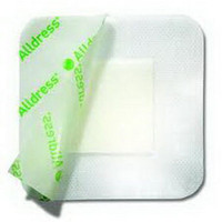 "Alldress Absorbent Film Composite Dressing 4 x 4"", 2"" x 2"" Pad Size  SC265329-Each"""