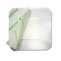 "Alldress Absorbent Film Composite Dressing 6 x 8"", 4"" x 6"" Pad Size  SC265369-Each"""