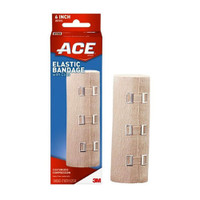 Ace Elastic Bandage 6 with Clips  88207315-Each""