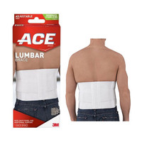 Ace Lumbar Support with Six Rigid Stays, One Size  88208604-Each