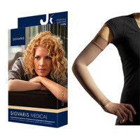 Advance Armsleeve with Grip-Top, 20-30, Medium, Long, Plus, Beige  SG912AMLO77PS-Each