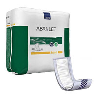 "Abri-Let Fluff Pads Without Foil, Mini, 5.5"" x 15"", 500 ml  RB300217-Pack(age)"