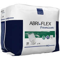 "Abri-Flex M2 Premium Protective Underwear Medium, 32"" - 43""  RB41084-Case"