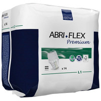 "Abri-Flex L1 Premium Protective Underwear Large, 39"" - 55""  RB41086-Case"