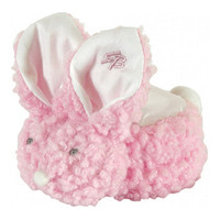 Boo-Bunnie Comfort Toy, Woolly Light Pink  STP692006-Each