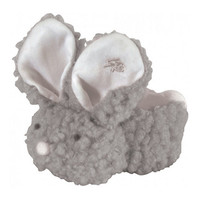 Boo-Bunnie Comfort Toy, Woolly Gray  STP692506-Each