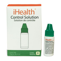 Control Solution for iHealth Glucose Meter  ITHCTSL-Each