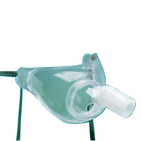 Adult Trach Mask without Tubing  921075-Case