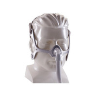 WISP Mask with Fabric Frame and Headgear, Petite  RE1118064-Each