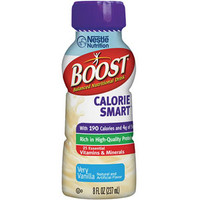 Boost Calorie Smart 8 oz., Vanilla Delight  8500041679473730-Each