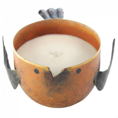 Birdie Candle - Peach and Grapefruit
