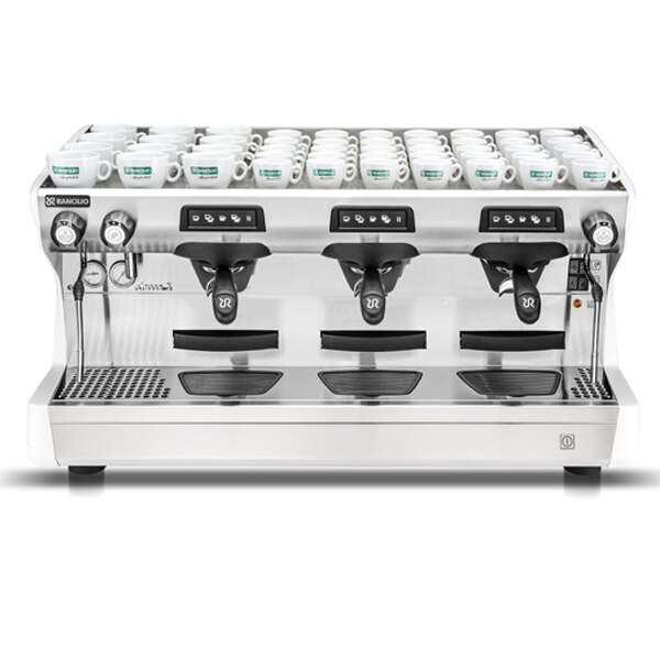 commercial espresso machine 3 group
