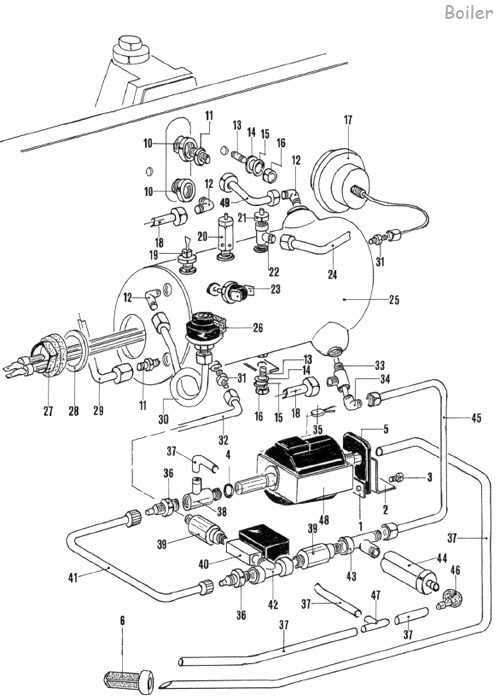 1911 Parts Diagram Cleaning