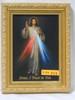 Divine Mercy 5x7 Lavished Gold Framed Print