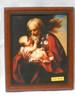 St. Joseph (Older) 8x10 Simple Framed Print