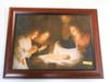 Nativity 12x16 Framed Print
