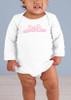 Cradle Catholic Long-Sleeve Baby Onesie