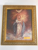 Mary with the Eucharist 8x10 Framed Print