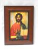 Icon of Christ 5x8 Framed Print