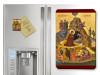 Nativity of Jesus Christ Icon Magnet
