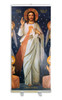 King of Divine Mercy Banner Stand