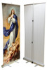 Immaculate Conception by Murillo Banner Stand