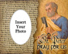 St. Peter Photo Frame