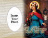 St. Philomena Photo Frame