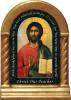 Christ the Teacher Prayer Desk Shrine