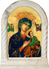 Our Lady of Perpetual Help Desk Shrine