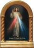 Divine Mercy Desk Shrine